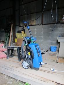 $静岡で業務用高圧洗浄機を販売する「ヒラタケ」のブログ